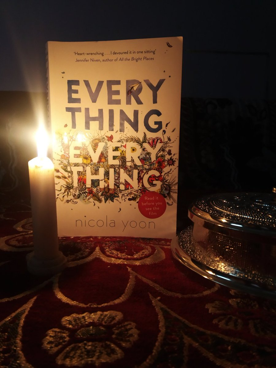 Book Review: Everything, Everything by Nicola Yoon https://theenigmaticcreation.wordpress.com/2018/12/30/book-review-everything-everything-by-nicola-yoon/ …