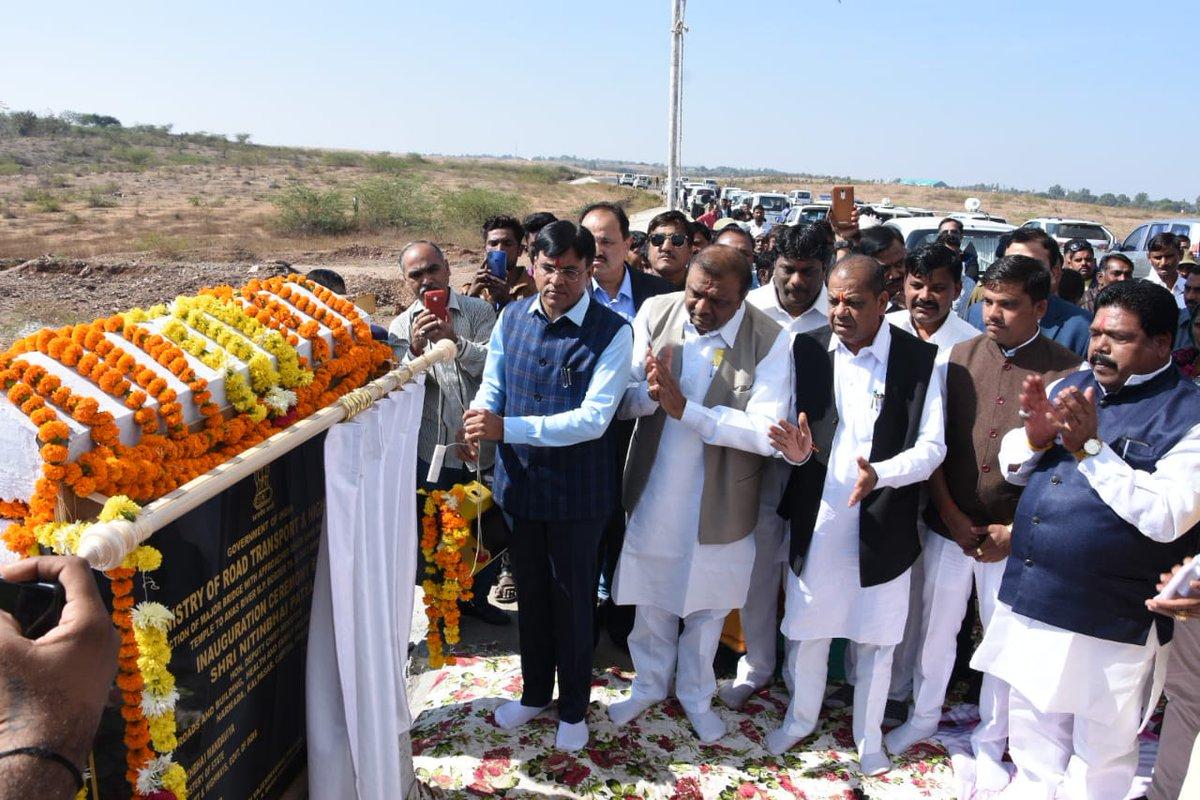 New river bridge connecting Gujarat to Madhya Pradesh inaugurated