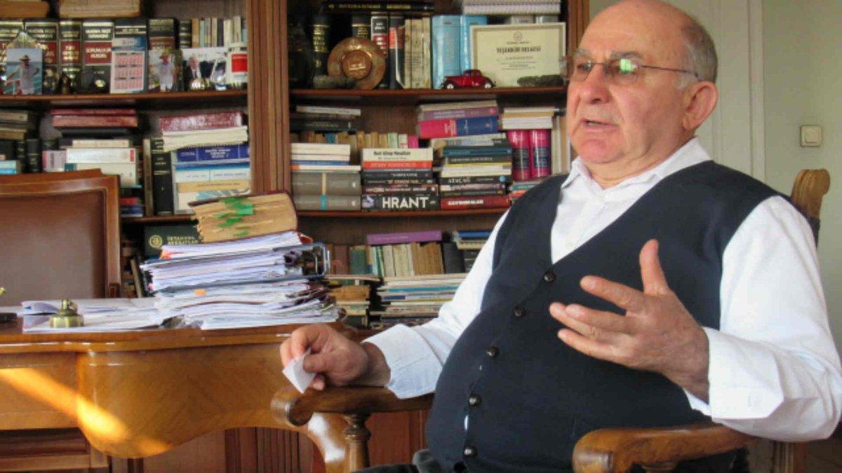 Duayen hukukçu Bahri Belenden çok konuşulacak iddia