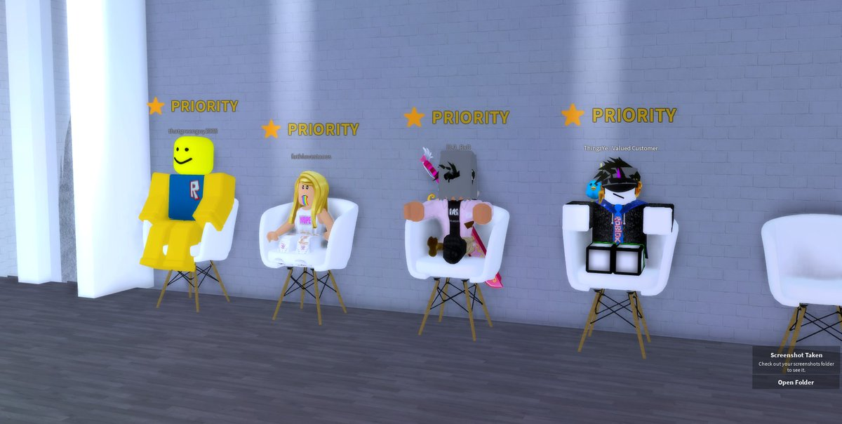 Bakiez Roblox Bakiez Bakery On Twitter Want To Receive A Gold Priority Text Above Your Head Purchase The Priority Interview Gamepass To Be Interviewed Before Anyone Else Https T Co Pegzof4rlq Https T Co F1tz7aiigl
