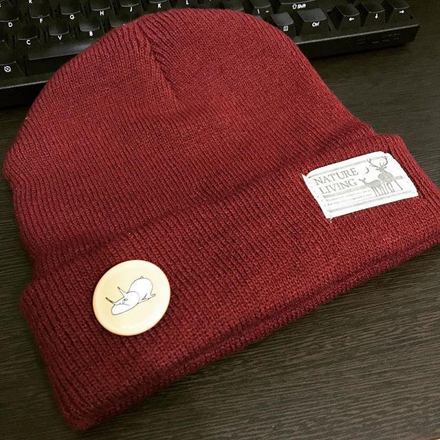 test ツイッターメディア - ニット帽もこのレベルなら百均で良いかと思う。 #ダイソー #daiso #百均 #150円 #ニット帽 #うさぎ帝国 https://t.co/YWGenB4D6i