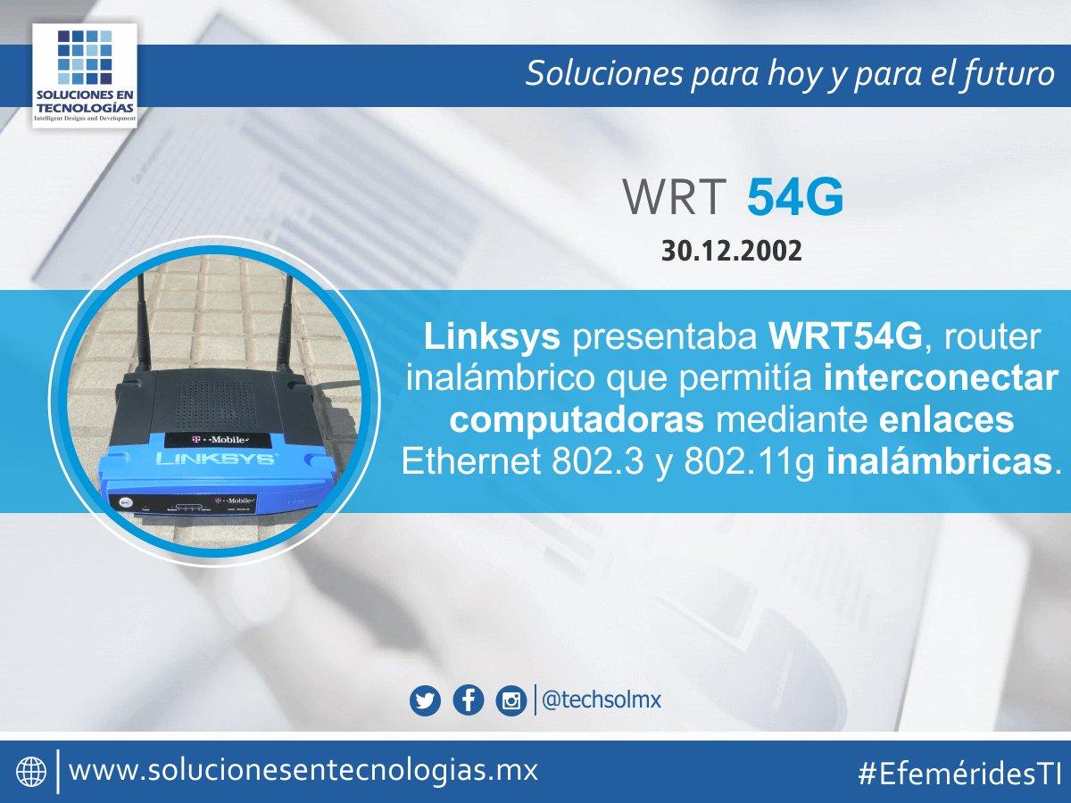 wrt54g hashtag on Twitter