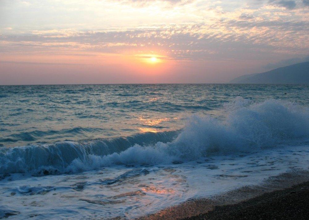 очень картинки черное море абхазия слух