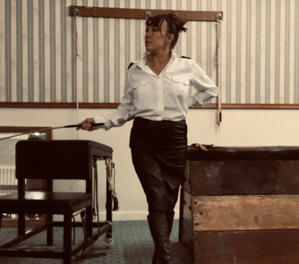 Images - Domestic domination role play