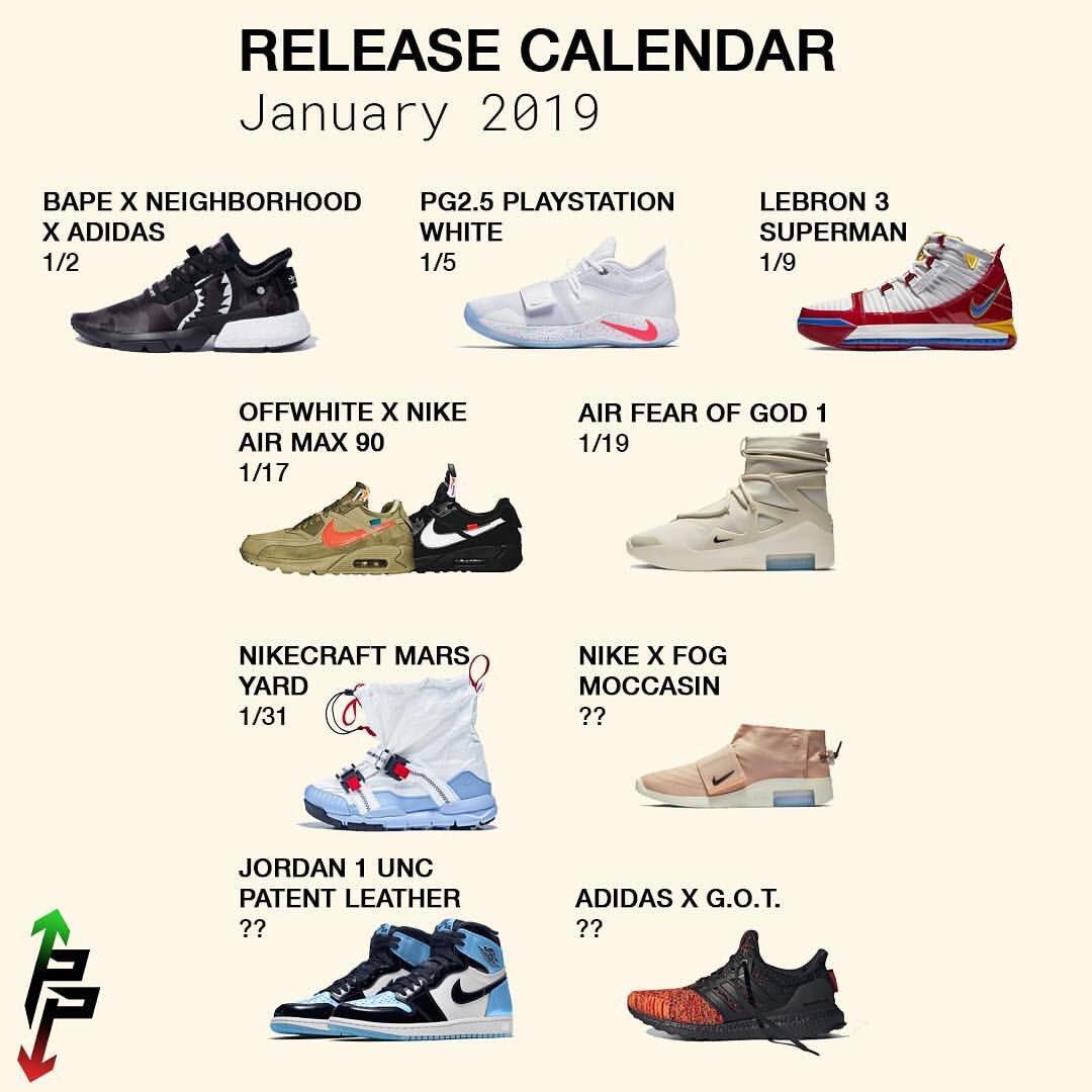 年始の予定はこんな感じ🤫とりま、Air FOGは確実に仕留めるぞ🎯 #kicks #sneakers #Nike #adidas #street #streetstyle #streetwear #streetfashion #足元倶楽部 #足元くら部 #ナイキ #アディダス