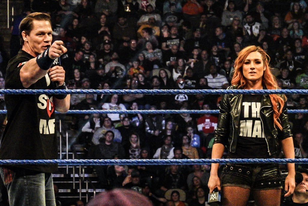 Becky Lynch's Line To John Cena About Nikki Bella, News On Cena's SmackDown Segment (Spoilers)