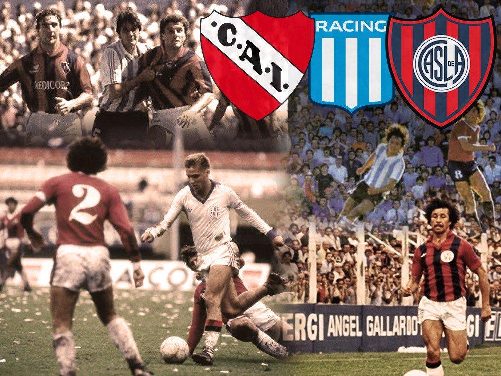 Independiente sigue al frente en la encuesta de Olé sobre el Tercer Grande. ¡Todavía podés votar! ➡️https://www.ole.com.ar/futbol-primera/tercer-grande-futbol-argentino-independiente-racing-san-lorenzo_0_JHhWOGPZW.html…