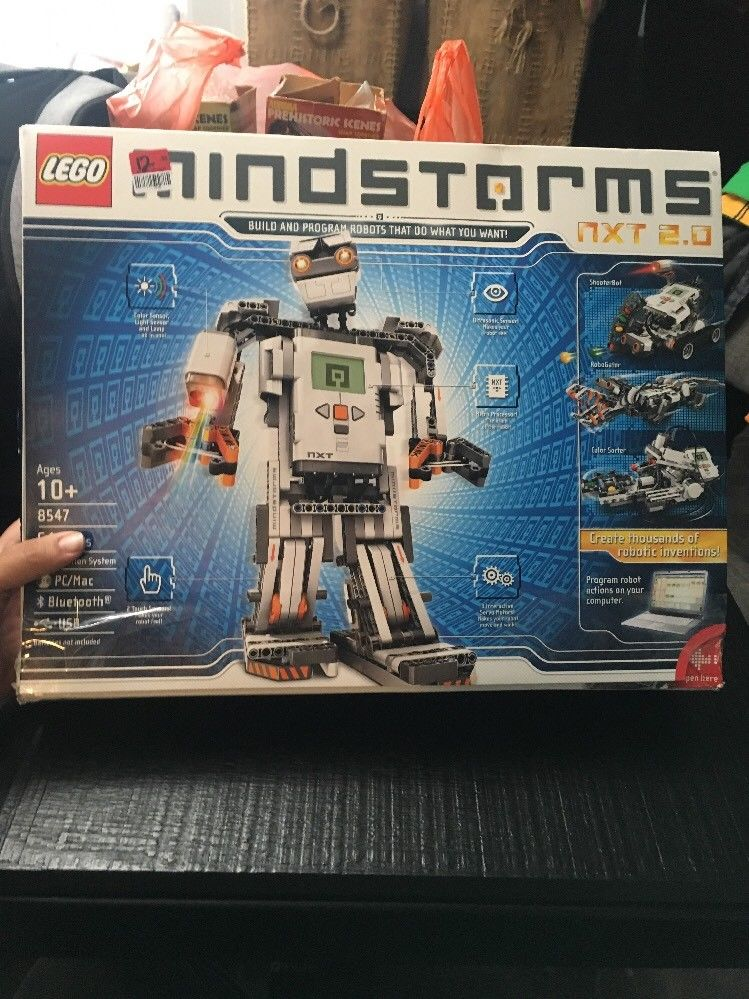 Lego mindstorms nxt 2 0 Software manual