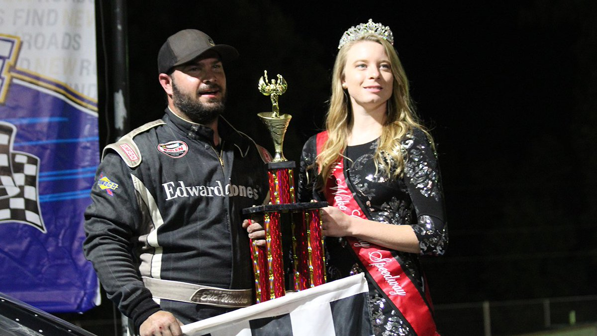 2018 Champions: @EricWinslow22 won his first Late Model track championship after a long season at @WCSpeedway ... http://race22.online/eric-winslow-wins-first-late-model-championship-at-wake-county/…