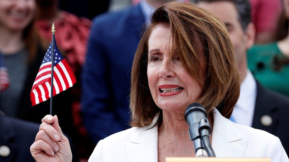 Nancy #Pelosi fights '#Trump Shutdown' with #Resistance luxury vacation in #Hawaii https://t.co/40VWusfkdV