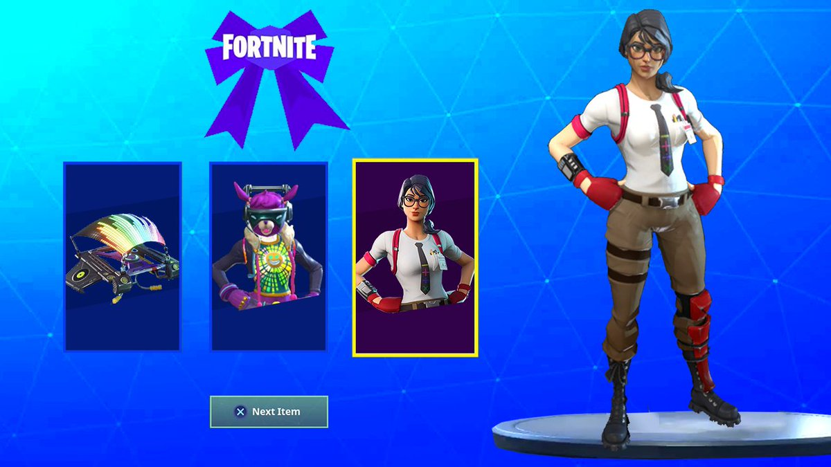 FINAL 14 DAYS OF FORTNITE REWARDS (FREE SKIN?) Fortnite Last FREE