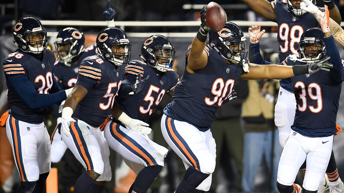 Bushrod on Mills transition to guard - Football - Chicago