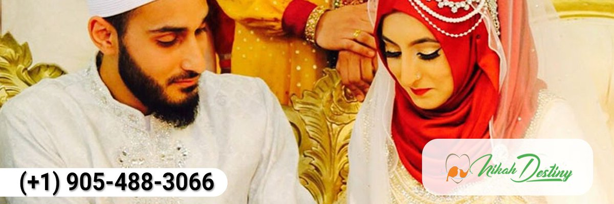 Marriage planning in your mind? Register FREE Today at NIKAH DESTINY