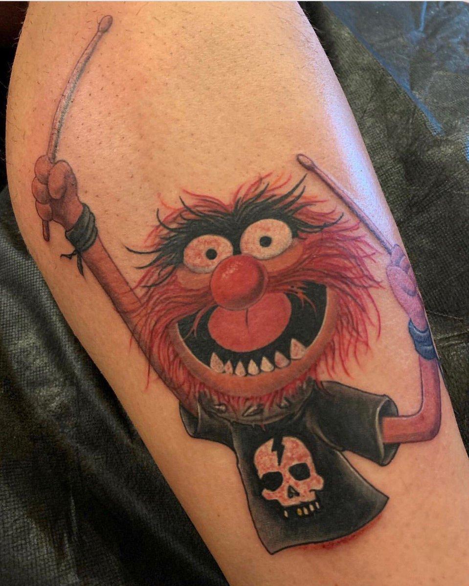 High Voltage Tattoo on Twitter: \