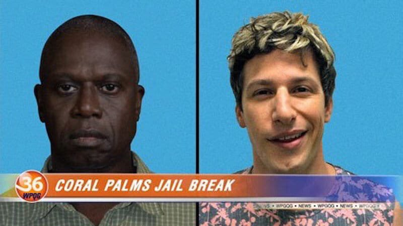 PLS RT//  these 2 men escaped a jail cell in florida presumed to be dangerous do NOT approach