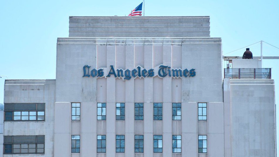 Malware attack affects publishing of major U.S. newspapers