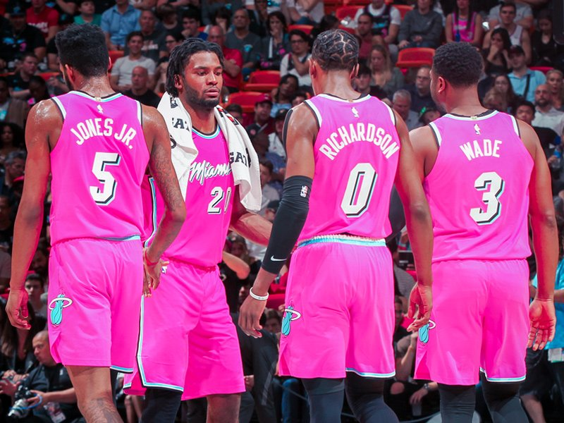 save off ee6e9 f71a9 Miami HEAT on Twitter: