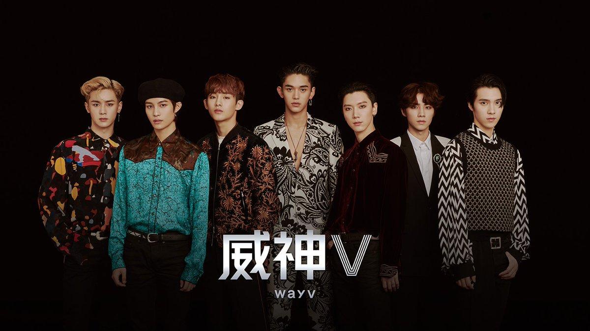 威神V(WayV) to make their long-awaited debut in January!  Let's get ready to fall in love with their awesome performances!   #WayV #WeiShenV #威神V  @WayV_official