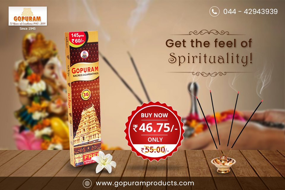 Gopuram Products (@gopuramproducts) | Twitter