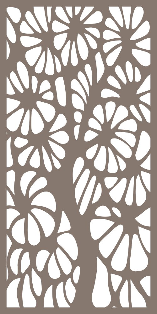 Decorative Panel Pattern #vector Tweet added by Free DXF
