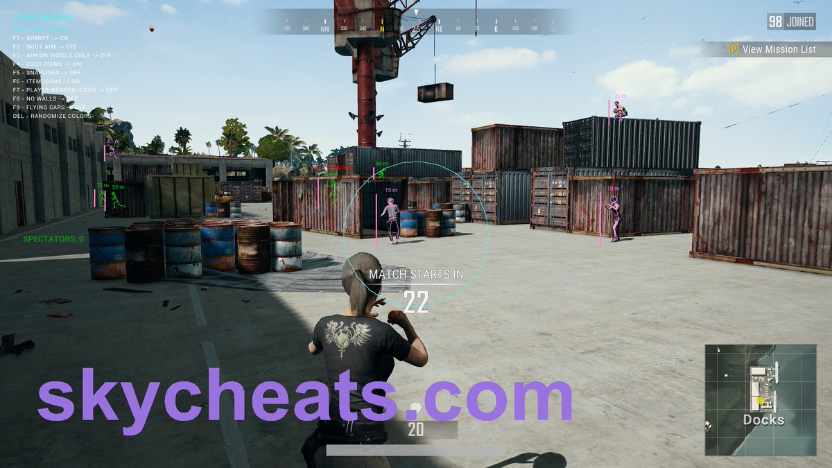 pubg map hack undetected