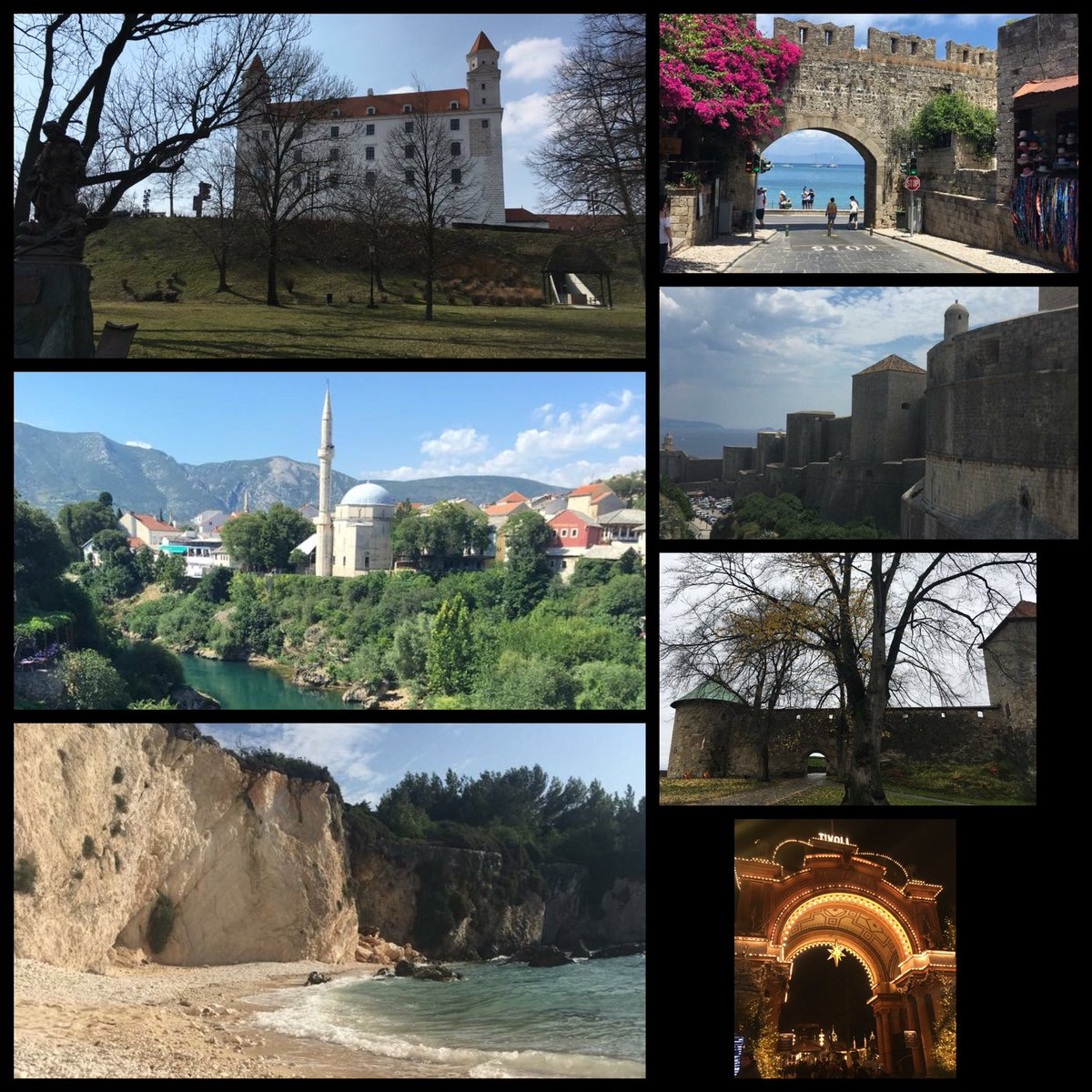 This years travelling was amazing, a lot of new places was explored. Hope for many more next year.ends the year in Denmark #Bratislava #Rhodes #Bosnia #Dubrovnik #Kefalonia #Oslo #Copenhagen #travelpics #travel2018 #ttotpic.twitter.com/bJNBpjx4ka