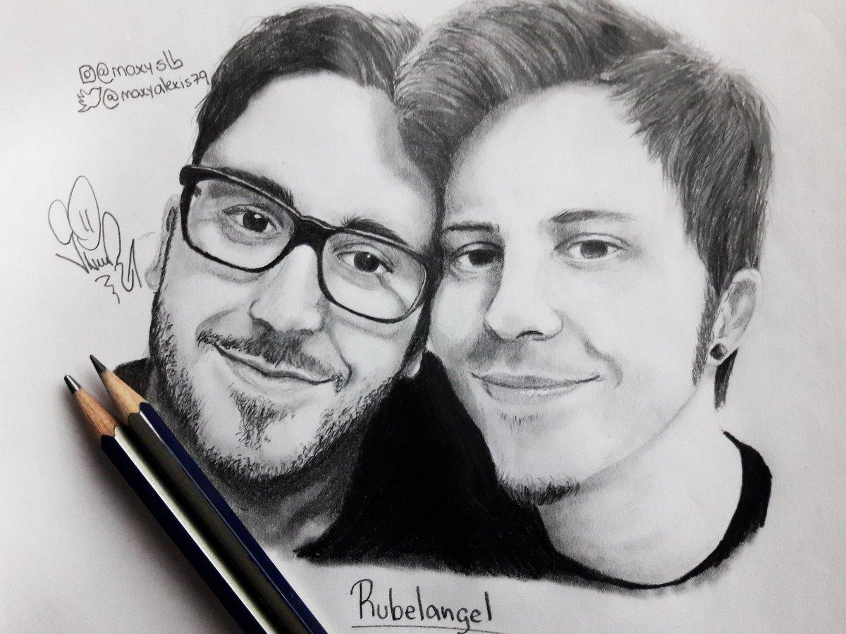 Ultimo Dibujo Del Ano Like Y Fap Por Ese Rubelangel Rubiu5