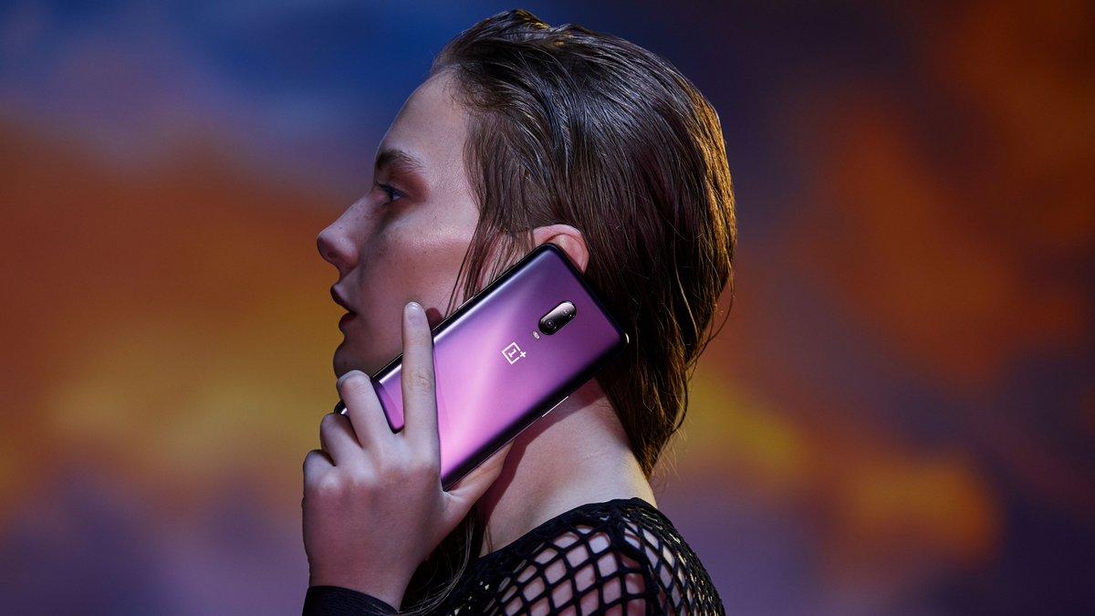 سيتم إطلاق OnePlus 7 5G على EE في المملكة المتحدة قريبًا ، لكن تخطي الولايات المتحدة تمامًا