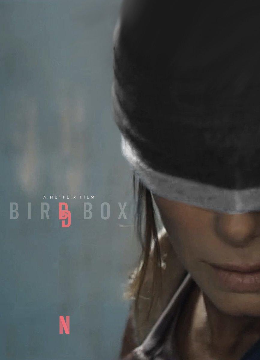 Bosslogic On Twitter Birdd Box Netflix Birdbox