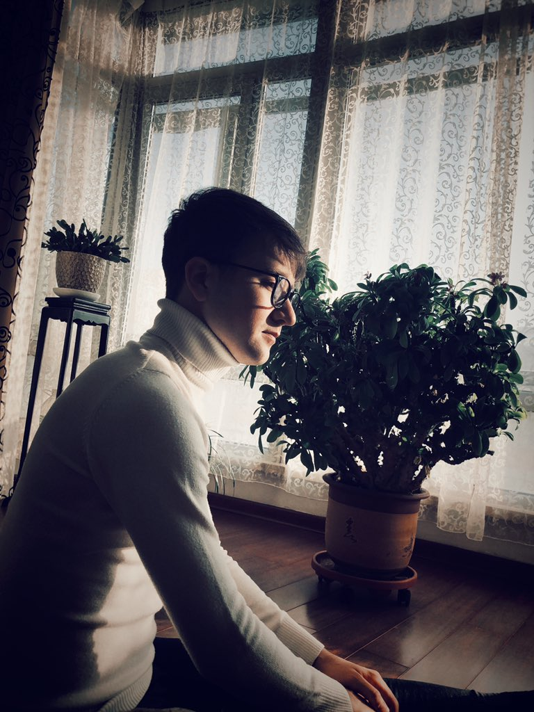 Миша Ге / Misha GE UZB-2 - Страница 2 DvvEObyUYAA06O4