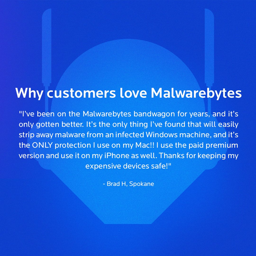Malwarebytes on Twitter: