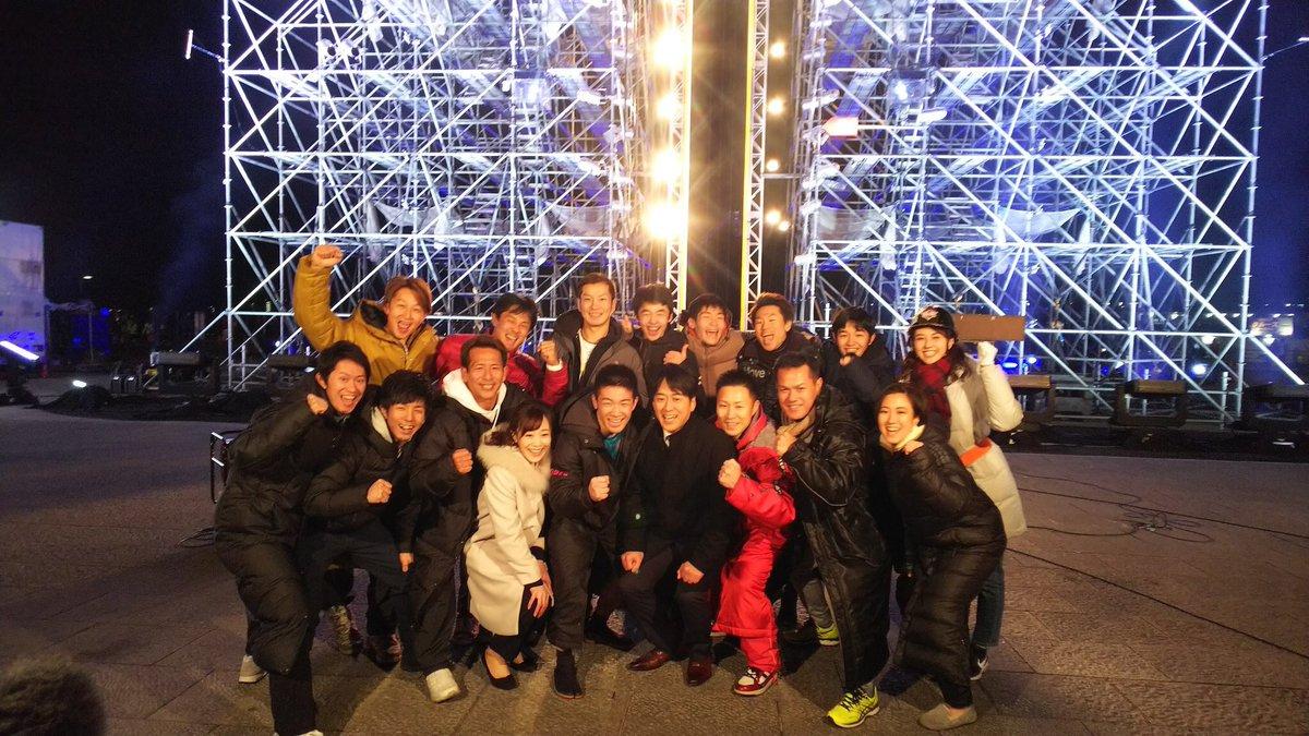 新年明けましておめでとうございます。「SASUKE2018」ご視聴いただきありがとうございました。 とても悔しい結果となりましたが、2019年はこの悔しさを糧にもっと強くなった自分を見せれるよう頑張ります。 本年もよろしくお願い致します。 #sasuke2018  #ninjawarrior  #赤レンガ倉庫