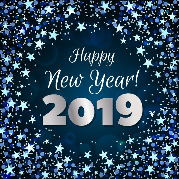 Cheers to a new year and another chance for us to get it right. – Oprah Winfrey  #HappyNewYear #HappyNewYear2019   ☺️☺️☺️☺️☺️☺️☺️☺️ #family #Friends #Everyone