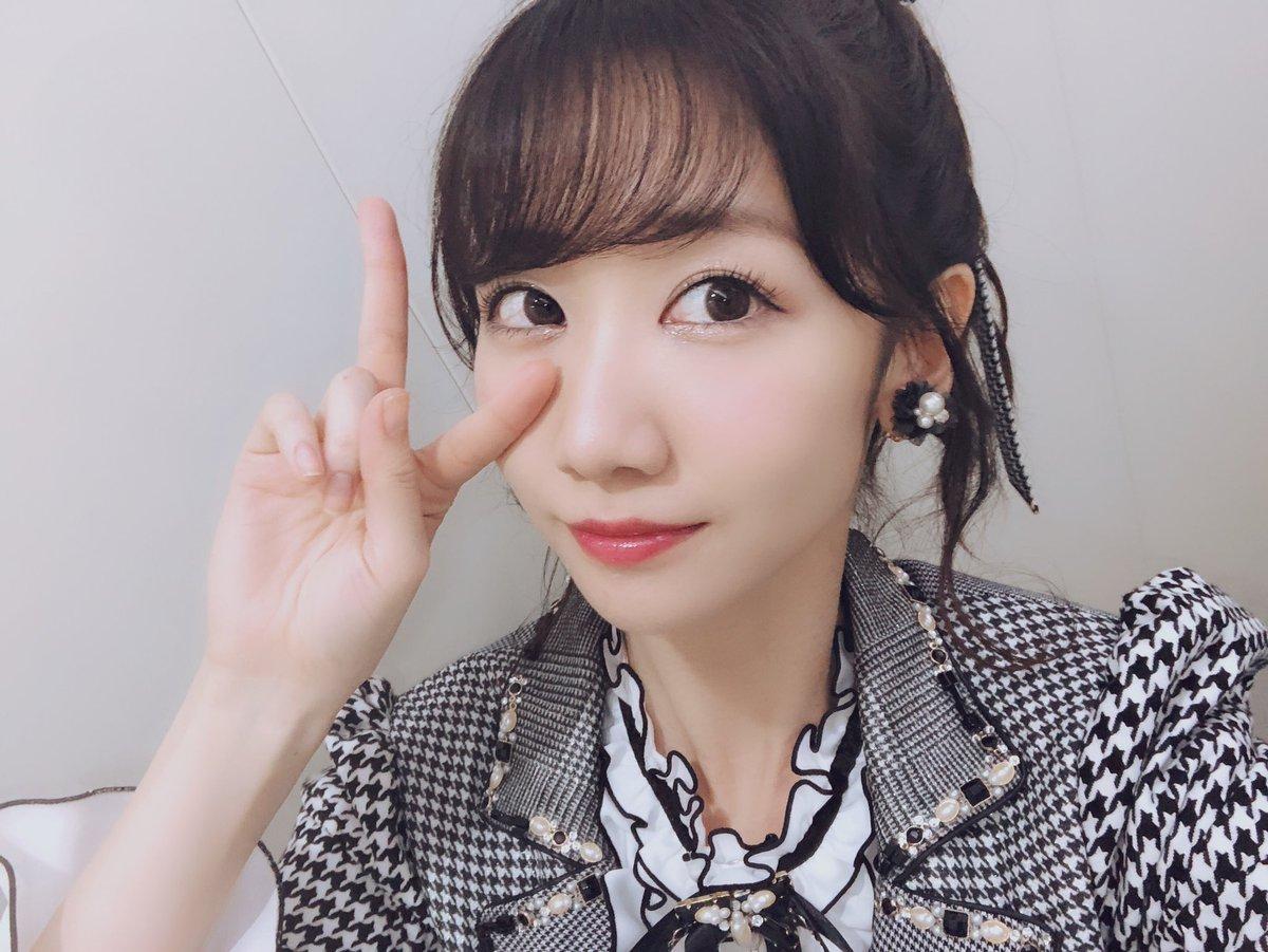RT @Yukiriiiin__K: #CDTV まさかの「TeacherTeacher」センターをやらせていただきました!! 本家センターゆいゆいと10歳差...。笑 ありがとうございました!😭💕 https://t.co/UdRCfbSiJU