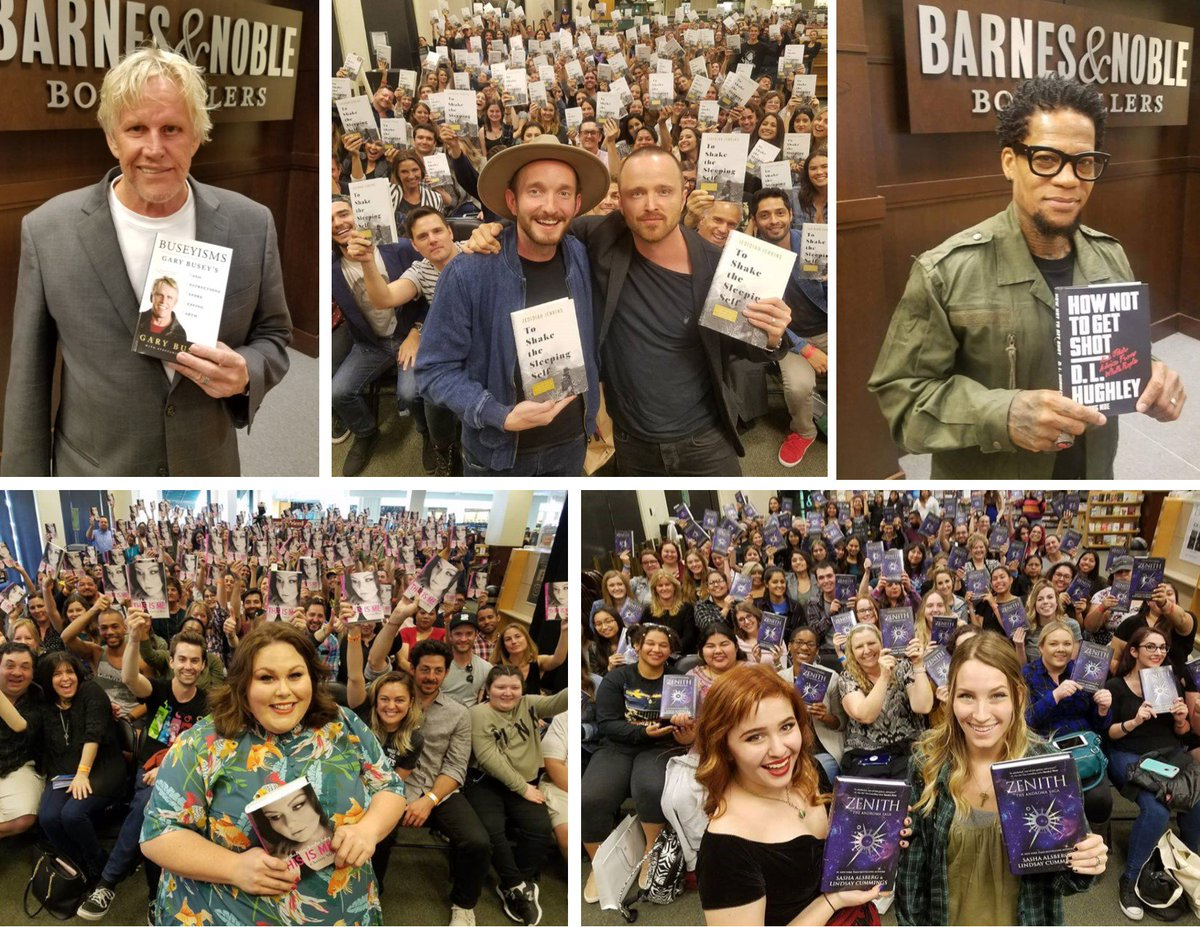 Barnes Noble Events The Grove On Twitter And A Few More From
