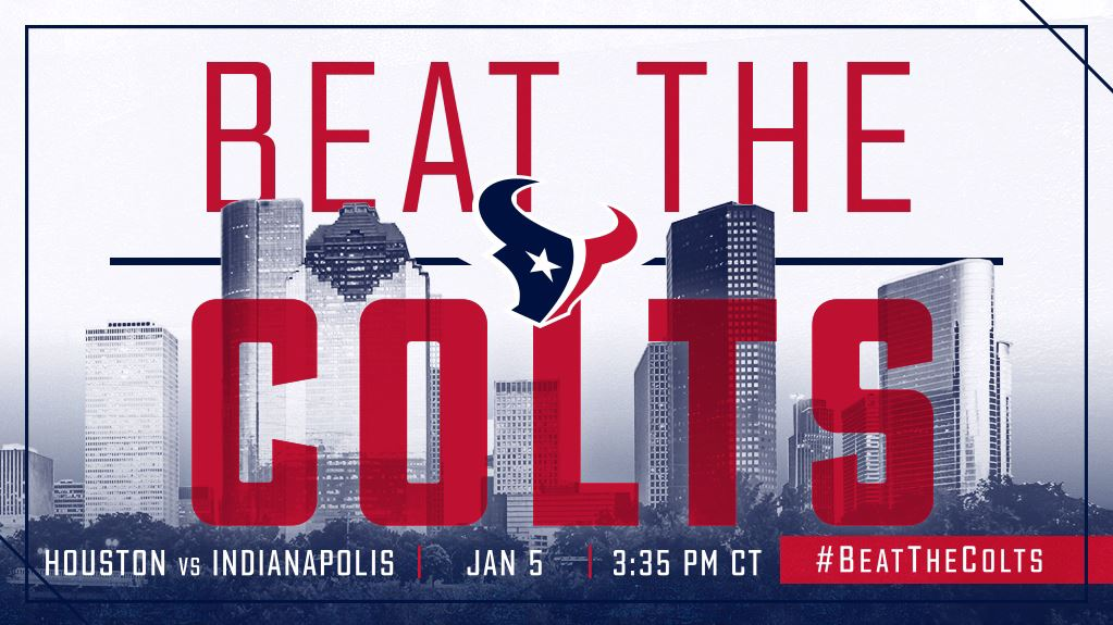 24 HOURS‼️ #BeatTheColts