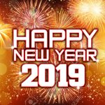 Image for the Tweet beginning: Happy New Year!