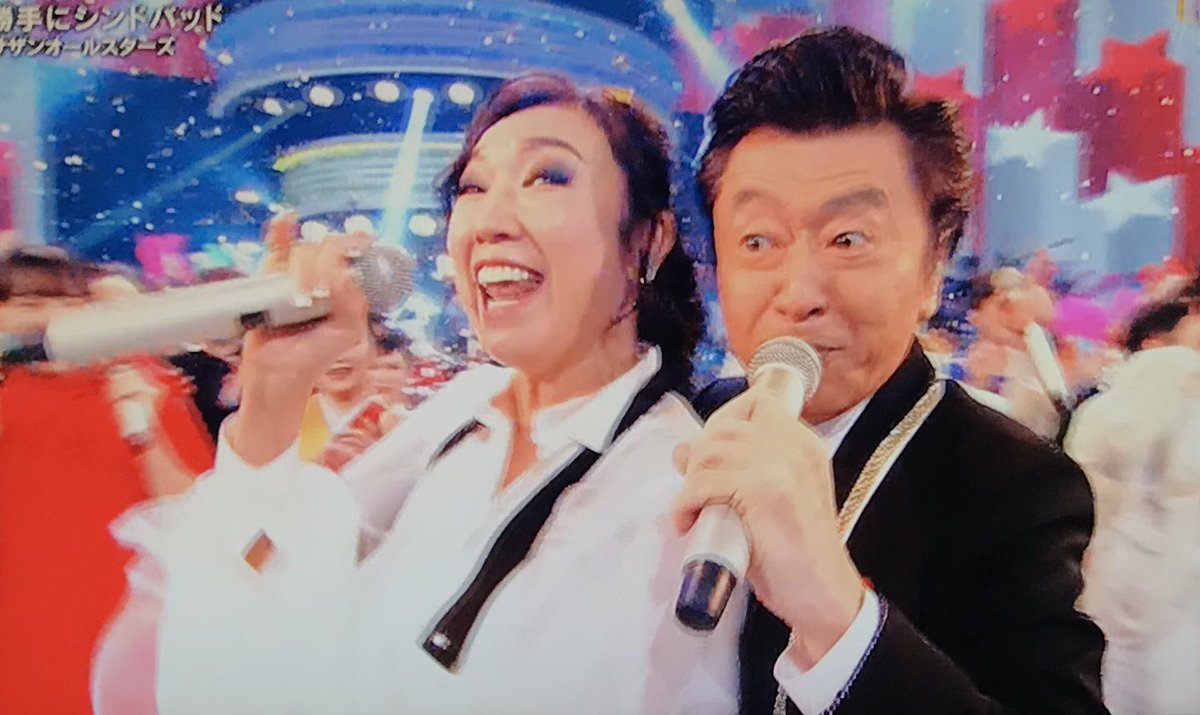 "NHK紅白歌合戦 on Twitter: ""第6..."