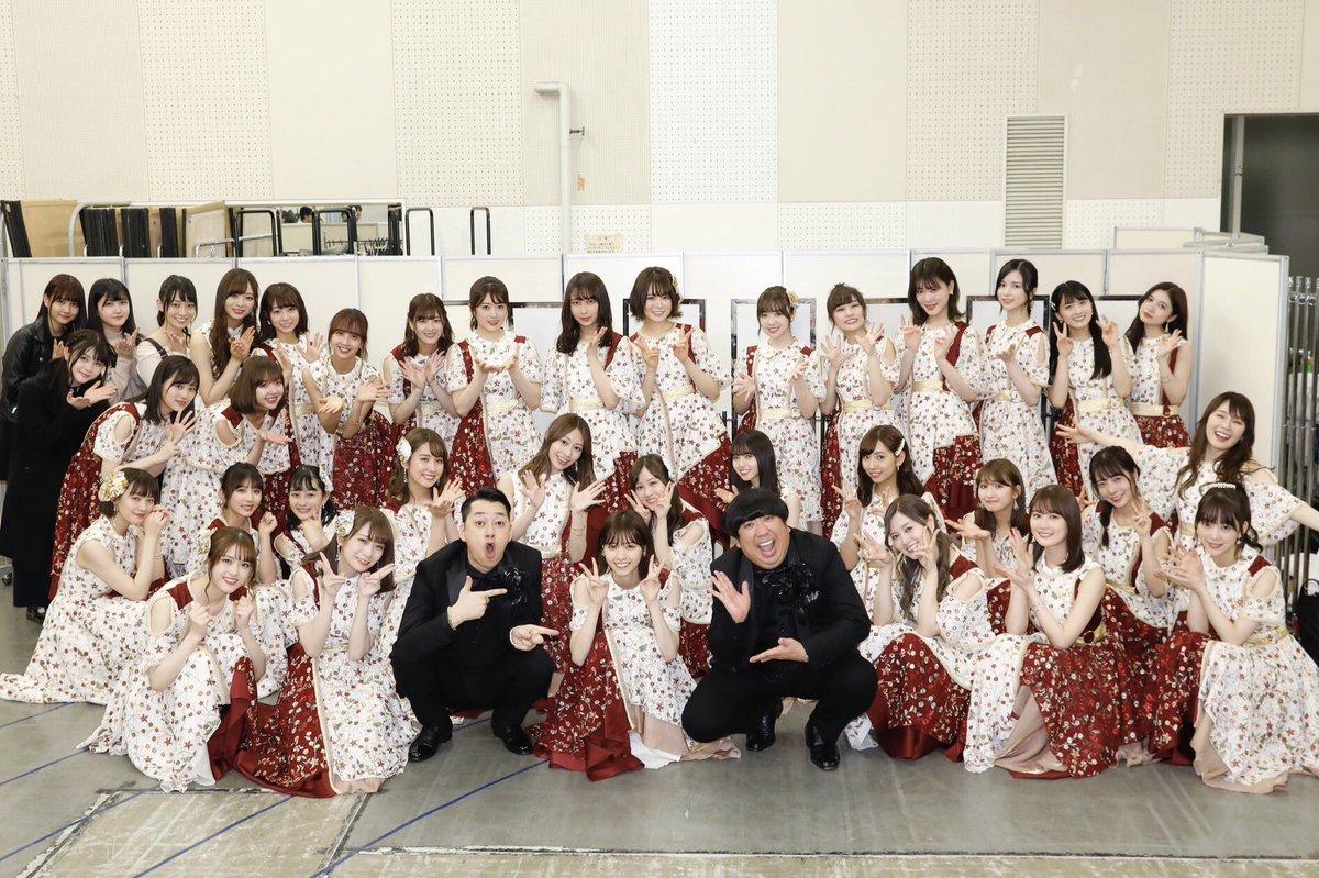 2018年、乃木坂46を応援いただきありがとうございました! 2019年もどうぞよろしくお願いいたします。