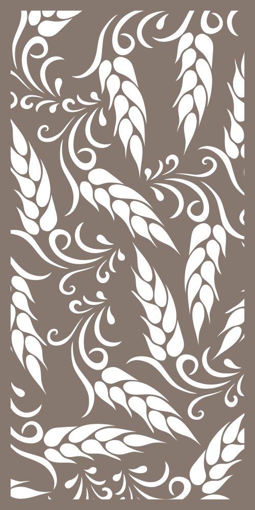 Decorative Screen #vector https://3axis co/laser-cut-decorative