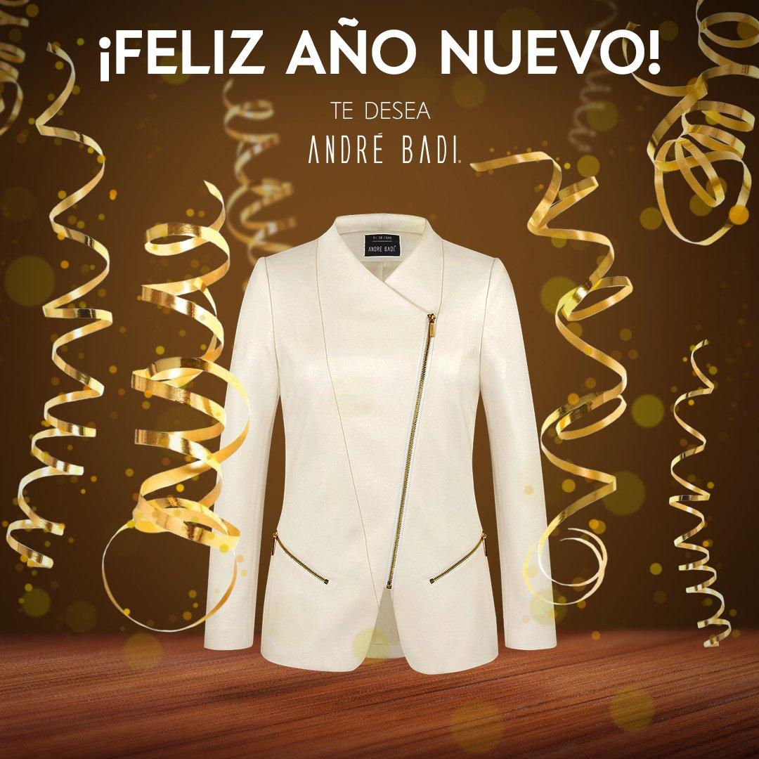 André Badi te desea que este nuevo año este lleno de felicidad para ti y tus seres queridos 🥰 https://t.co/5doHfuomMa https://t.co/yKsgjaDt49