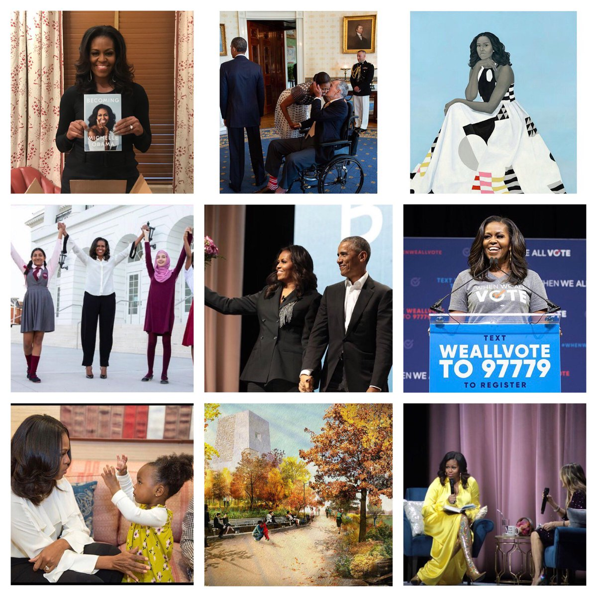 As I reflect on the past year, I'm so thankful and overwhelmed by all the new experiences and memories. From launching new endeavors and engaging new voters to sharing my story with all of you. Thank you for joining me on this journey. There's so much to discover in 2019!