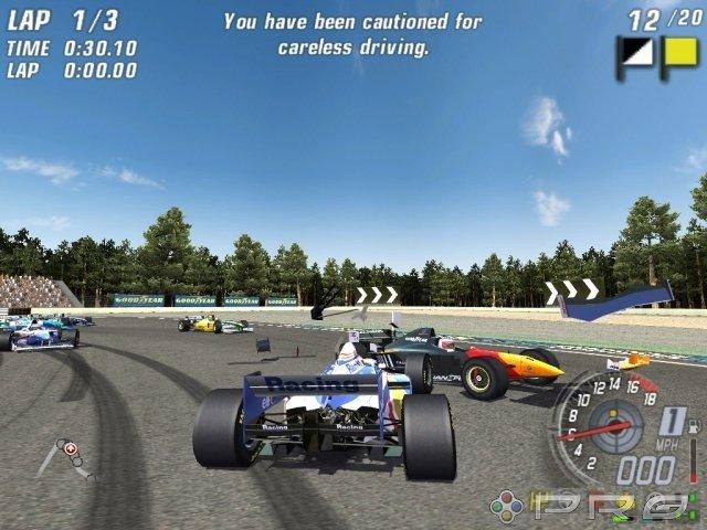 Toca 3 Race Driver ps2