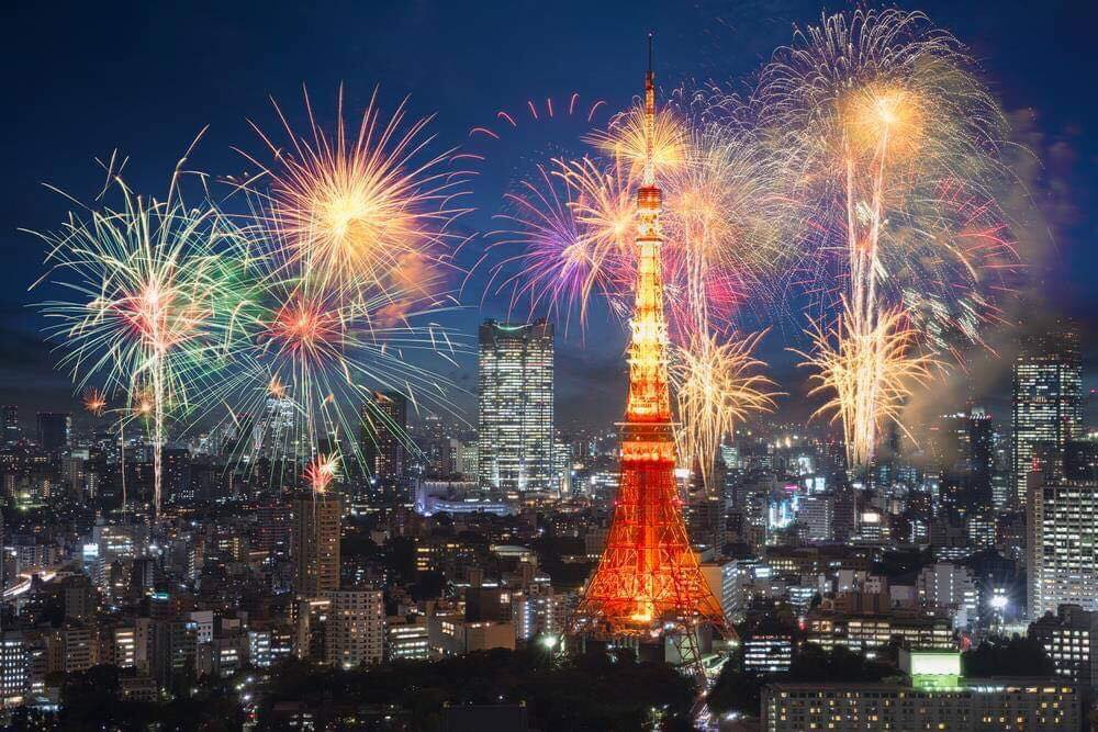 It's already 2019 👉 @Tokyo2020 #Olympics #HappyNewYear