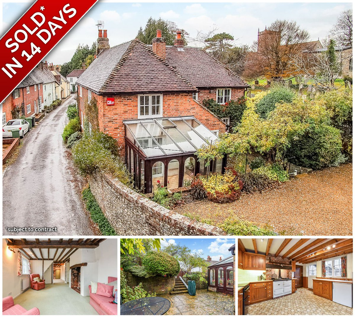 "The Country House Company countryhousecompany on twitter: ""sold pg £600,000 #hambledon"