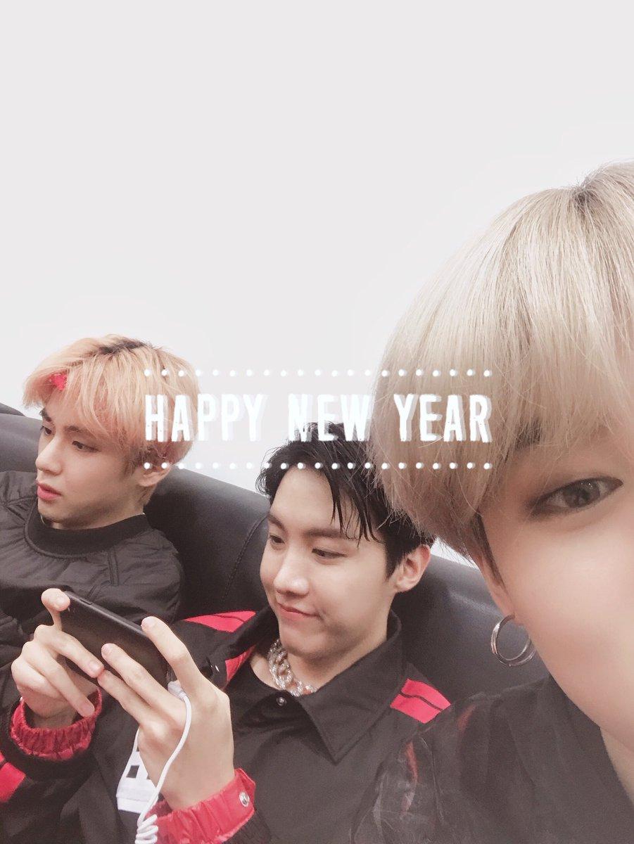 RT @BTS_twt: 새해 복 많이 받으세요 우리 아미여러분 작년 한 해 동안 여러분들 덕분에 많은것을 배우고 느낀 것...