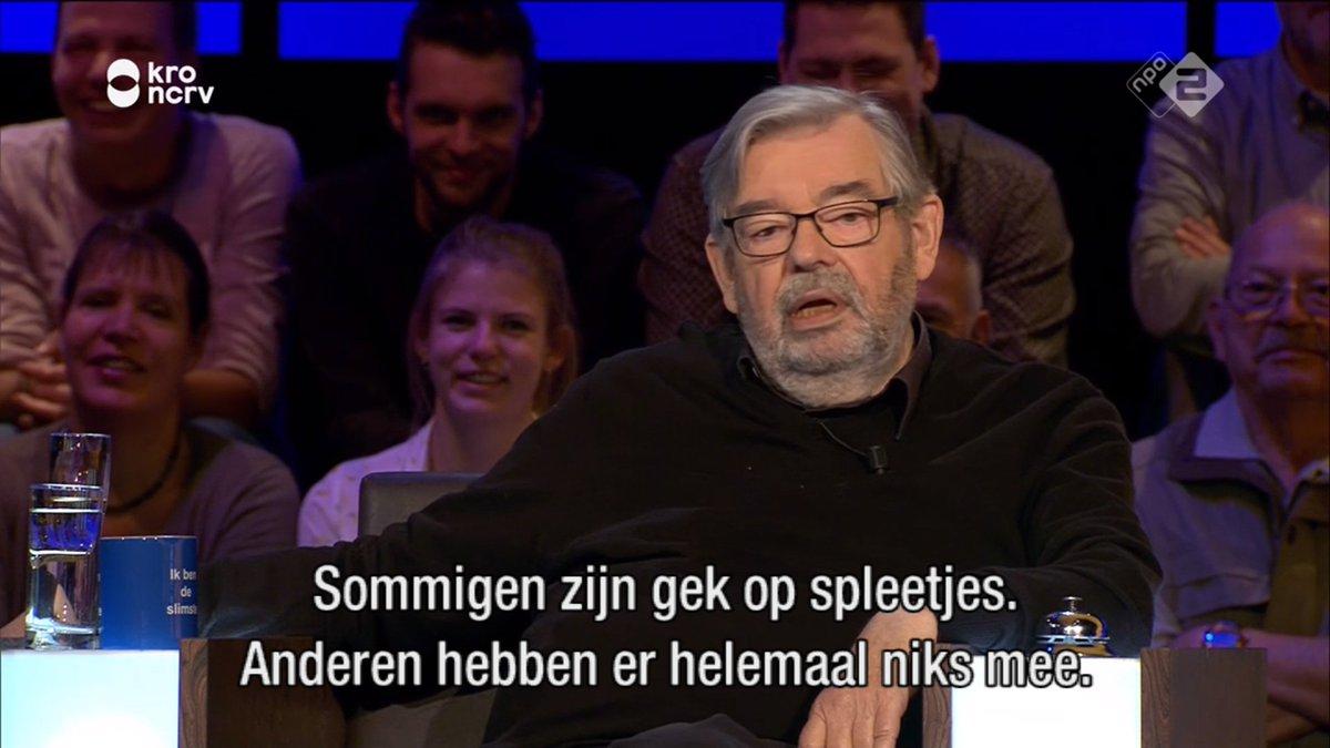 No Context Maarten Van Rossem On Twitter
