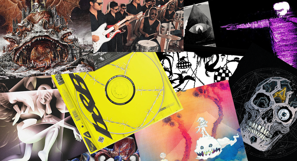 With 2018 coming to an end, we've put together lists of our top albums of the year. https://avengedsevenfold.com/news/avenged-sevenfold-top-albums-2018/…