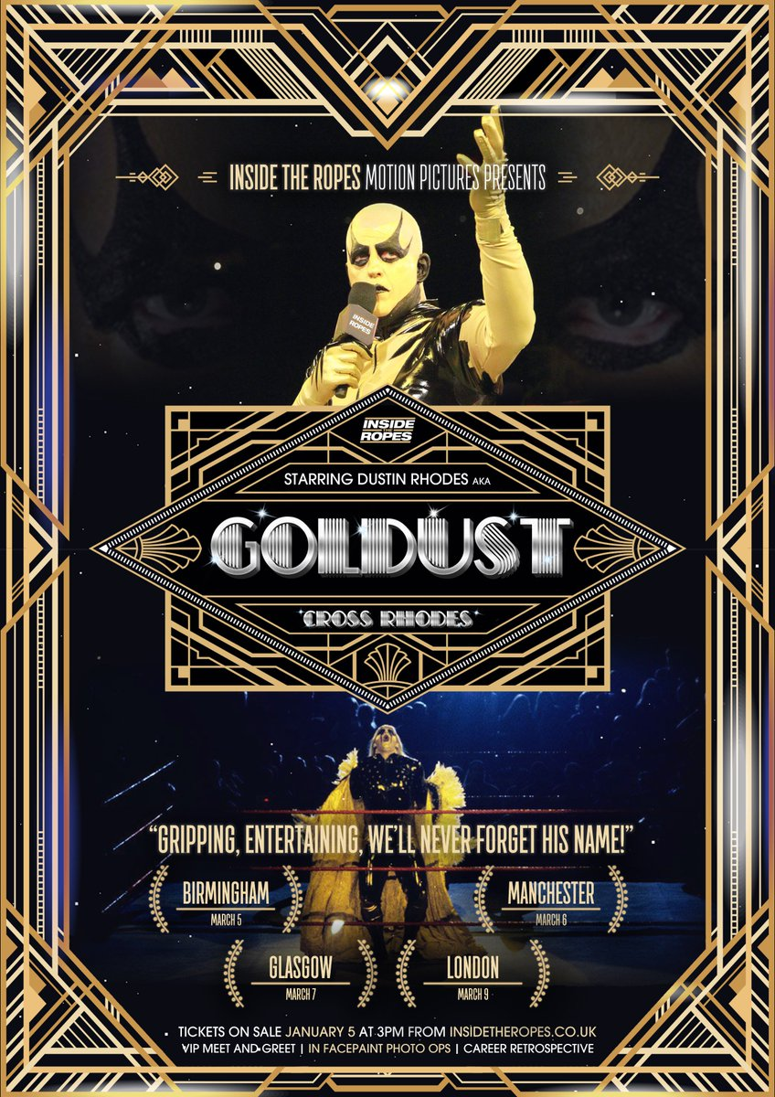 Goldust photo