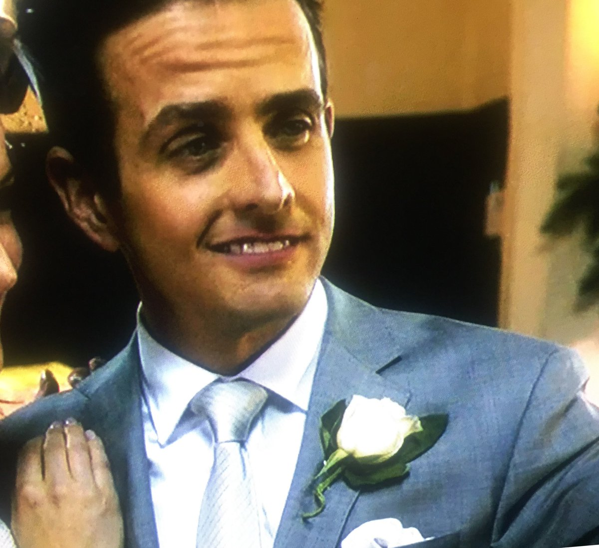 #HappyBirthdayJoeMac love turning on my TV and seeing your face! #NYE @joeymcintyre 💖